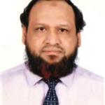 Dr. Mohammad Anisur Rahman,  Treasurer